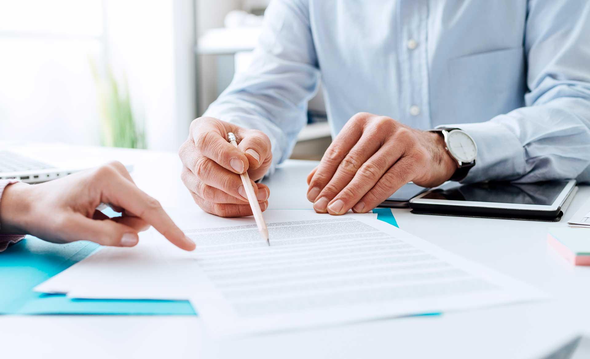 Asesoramiento experto a través de un consultor personal