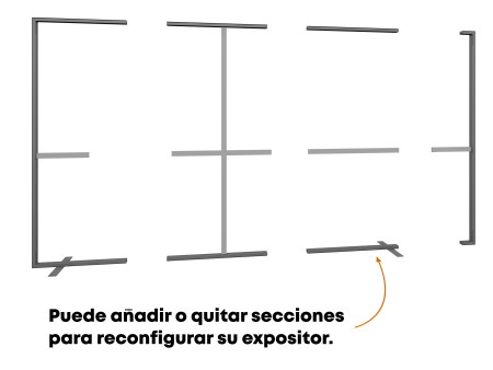 Stands modulares
