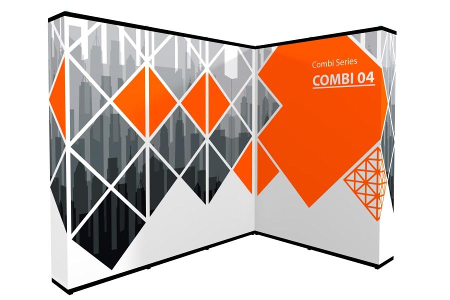 Combi 04 Stand Portatiles