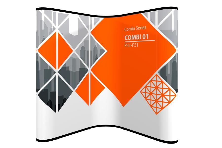 Combi 01 Stand Portatiles